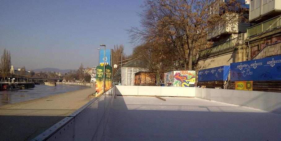 Eisstockbahn Adria Wien