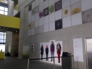 Ausstellung im AEC