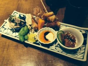 Benkei - Fingerfood