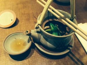 Dobin Mushi - Suppe in der Teekanne
