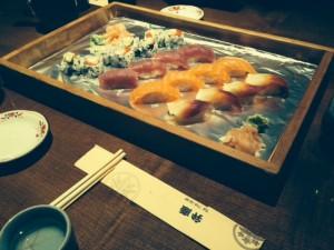 sushi im Benkei