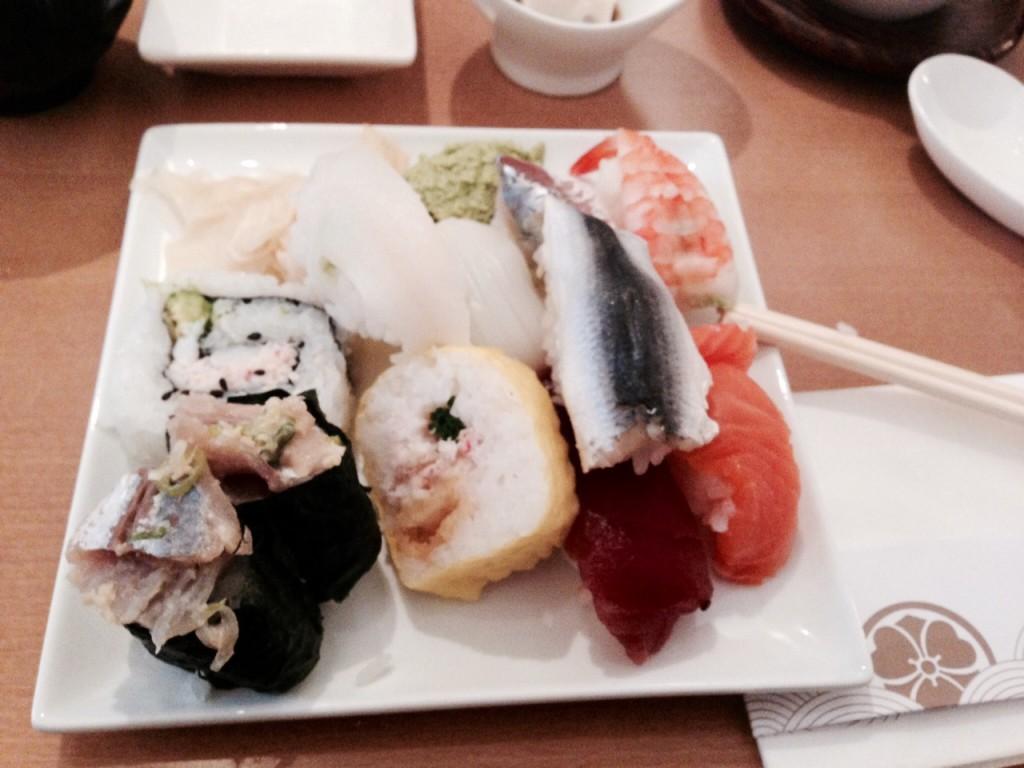 Sakai Sushi 1