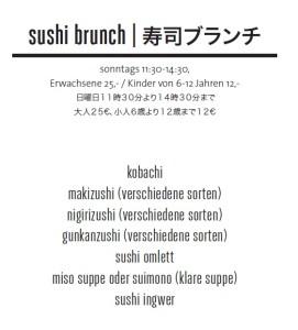 Sakai Sushi Bunch