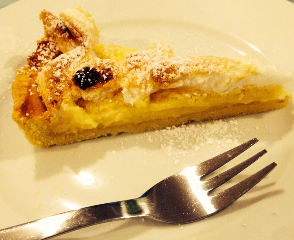 Bergamotten-Tarte
