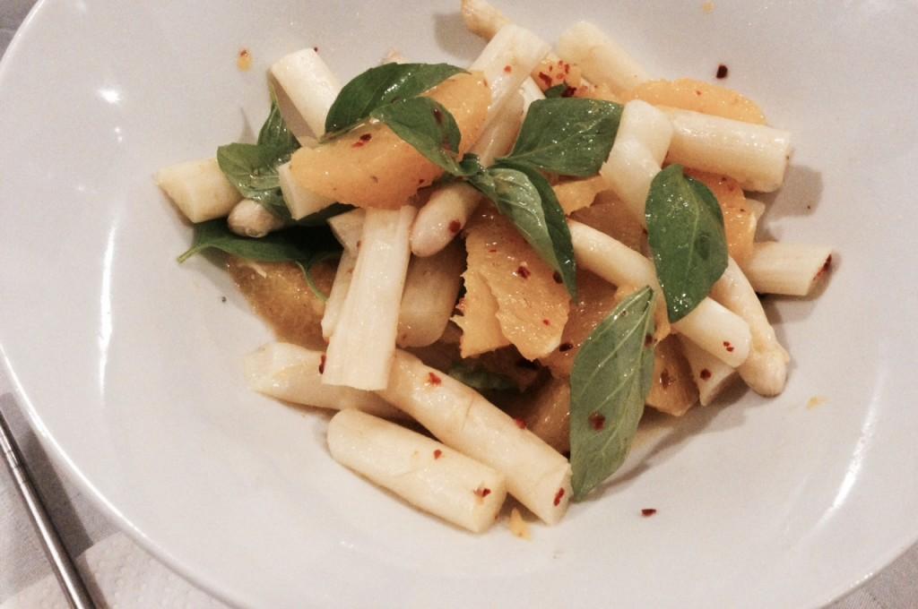 Thai-Spargel Salat