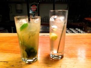 Cocktails im Lima 56