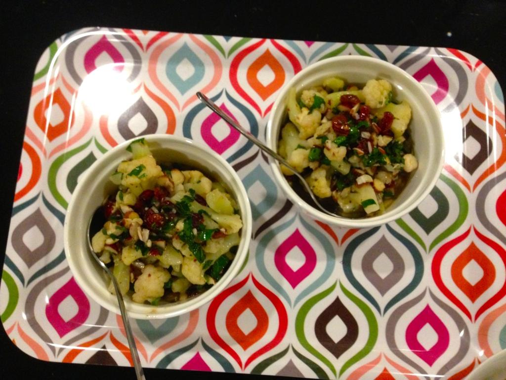 Karfiol-Salat