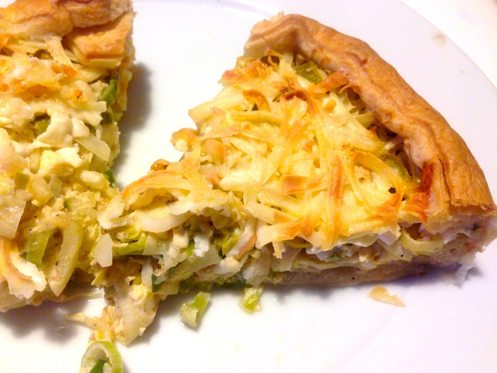 Zwiebel-Kuchen