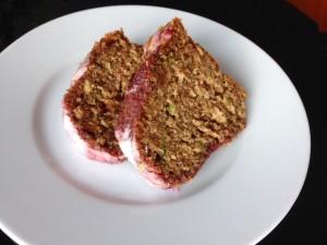 Zucchini-Gugelhupf